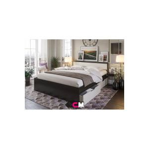"""Кровать """"Гармония КР-607"""" 0,8 м (венге)"""
