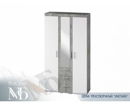"Шкаф ""Инстайл"" 3-х створчатый ШК-30"