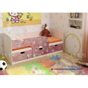 """Детская кровать """"Минима Кити"""""""